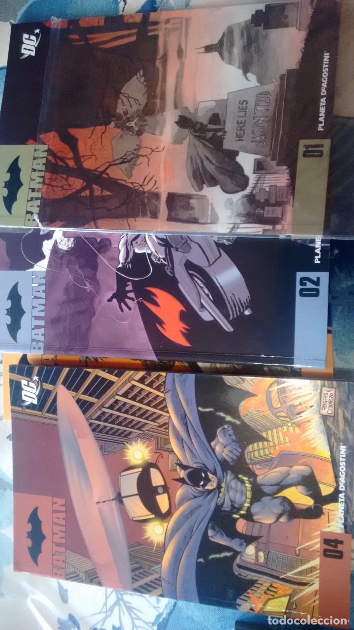 Cómics: BATMAN 1 AL 12 PLANETA COMPLETA VOL.1 - Foto 3 - 80352657