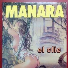 Cómics: NEW COMIC 4 - EL CLIC DE MILO MANARA. Lote 80320165