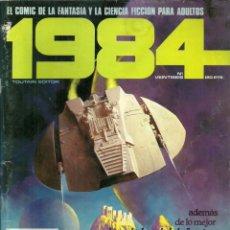 Cómics: 1984 - Nº 26 - EDITOR TOUTAIN. Lote 81137780