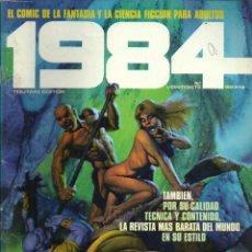 Cómics: 1984 - Nº 27 - EDITOR TOUTAIN. Lote 81137860