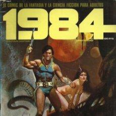 Cómics: 1984 - Nº 28 - EDITOR TOUTAIN. Lote 81138220