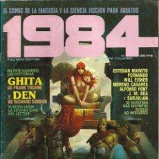 Cómics: 1984 - Nº 34 - TOUTAIN EDITOR. Lote 81139760