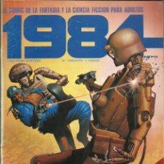 Cómics: 1984 - Nº 35 - TOUTAIN EDITOR. Lote 81139876