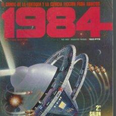 1984 - Nº 40 - TOUTAIN EDITOR - MAYO 1982
