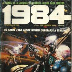 Cómics: 1984 - Nº 44 - TOUTAIN EDITOR - SEPTIEMBRE 1982. Lote 81143500