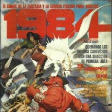 Cómics: 1984 - Nº 45 - TOUTAIN EDITOR - NOVIEMBRE 1982. Lote 81143912