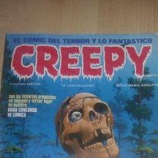 Cómics: TERROR TOUTAIN CREEPY N 24 REF. 038. Lote 81490232