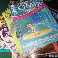 Cómics: GRAN LOTE DE 28 EJEMPLARES DE COMIX INCLUIDO EN EL PRECIO CERTIFICADO DE ENVIO. Lote 81984572