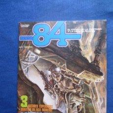 Cómics: ZONA 84 N.º 3 - AÑO 1984 - TOUTAIN EDITOR - EL CÓMIC DE LA FANTASÍA Y LA CIENCIA FICCIÓN. Lote 82714192