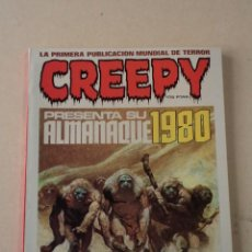 Cómics: ALMANAQUE CREEPY 1980 - NUEVO A ESTRENAR. Lote 97565284