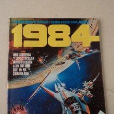 Cómics: 1984 Nº 3 - NUEVO A ESTRENAR. Lote 133881393