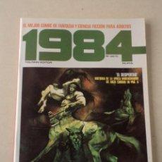 Cómics: 1984 Nº 7 - NUEVO A ESTRENAR. Lote 133881219