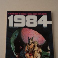 Cómics: 1984 Nº 8 - NUEVO A ESTRENAR. Lote 133881317