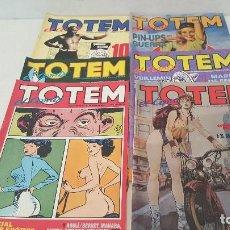 Cómics: LOTE 6 TOTEM. Lote 82881152