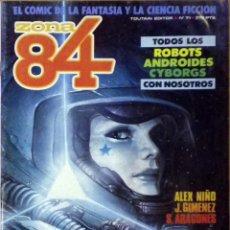 Cómics: ZONA 84 Nº 71 - TOUTAIN. Lote 121880151