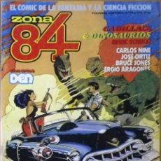 Cómics: ZONA 84 Nº 73 - TOUTAIN. Lote 121879919