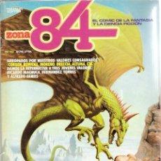 Comics : ZONA 84 10. Lote 83013000