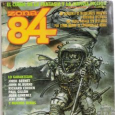 Comics : ZONA 84 18. Lote 83013672