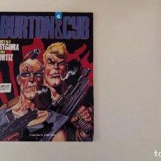 Cómics: BURTON & CYB Nº 4, DE ANTONIO SEGURA Y JOSÉ ORTIZ. Lote 83036556