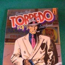 Cómics: TORPEDO 1936 Nº 1 TOUTAIN EDITOR. Lote 84576576