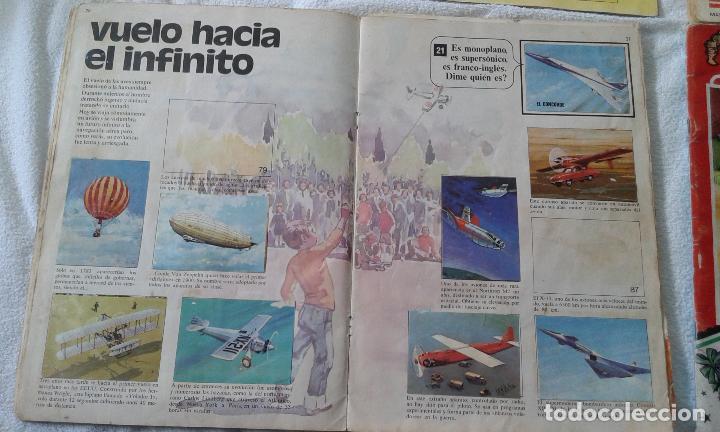 Cómics: LOTE ALBUM PANINi, 3 ALBUMES BIMBO Y 2 COMIC RUY Y TOPO GIGIO. DE LOS 60,70 ,80Y 90. - Foto 3 - 84647376