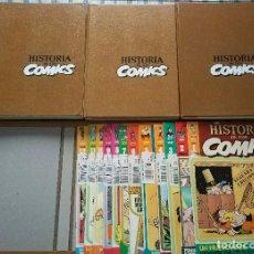 Cómics: HISTORIA DE LOS COMICS (COLECCION COMPLETA Y SUELTA) - JAVIER COMA (TOUTAIN 1982). Lote 84846615