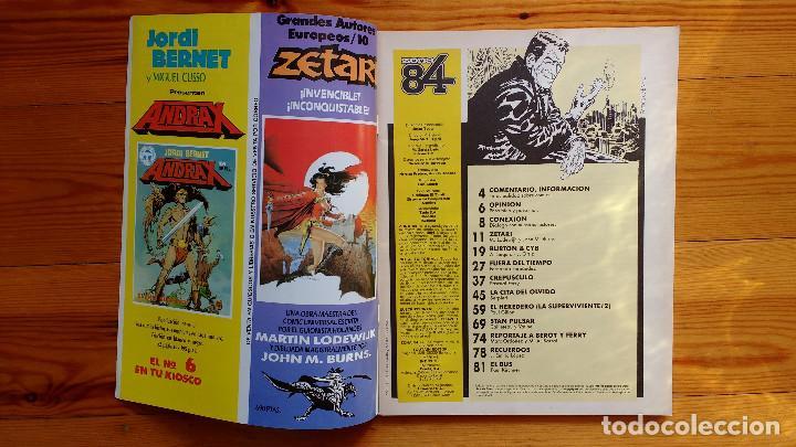 Cómics: ZONA 84 - Nº 54 - Foto 2 - 85083672