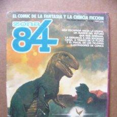 Cómics: COMIC ZONA 84 Nº 28 FANTASIA Y CIENCIA FICCION - TOUTAIN EDITOR --REFSAMUMEES6. Lote 85150264