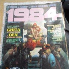 Cómics: COMIC CIENCIA FICCION TOUTAIN 1984 34 CON DEN DE CORBEN ZORA DE FERNANDEZ GITA D THORN --REFSAMUMEES. Lote 85150768