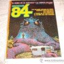 Cómics: COMIC AVENTURAS ZONA 84 15 REPORTAJE ROBERT E HOWARD --REFSAMUMEES6. Lote 85150856