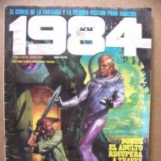 Cómics: COMIC 1984 Nº 46 FANTASIA Y CIENCIA FICCION - TOUTAIN EDITOR --REFSAMUMEES6. Lote 85151012