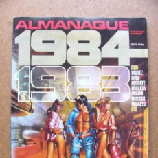Cómics: COMIC 1984 ALMANAQUE DE 1983 - EDITORIAL TOUTAIN --REFSAMUMEES6. Lote 85151140