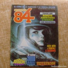 Cómics: COMIC, ZONA 84, NÚMERO 71, TOUTAIN EDITOR, 1984, ALEX NIÑO, J. GIMENEZ. Lote 85465548