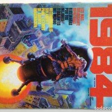 Cómics: 1984 TOUTAIN Nº2. SEGUNDA EDICION. Lote 85538556