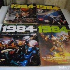 Cómics: INTERESANTE LOTE DE 12 COMICS DE 1984 EL MEJOR COMIC DE FANTASIA Y CIENCIA FICCION LOS DE LAS FOTOS. Lote 86278064