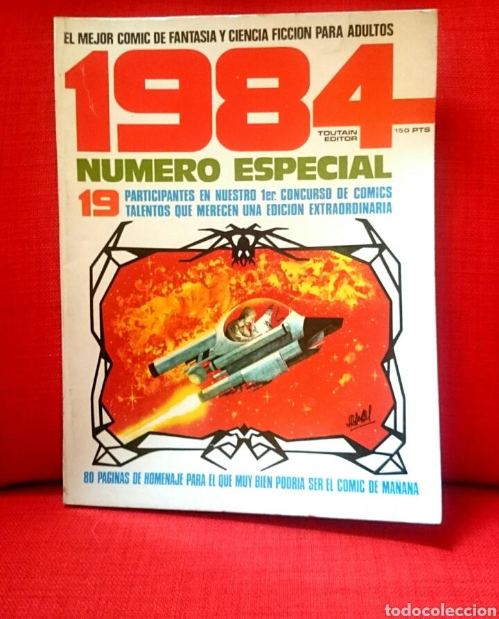 1984 - NÚMERO ESPECIAL (Tebeos y Comics - Toutain - 1984)
