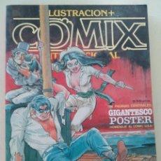 Cómics: ILUSTRACION + COMIC INTERNACIONAL-EXTRA NUMERO 2-ED. TOUTAIN-1980- OPORTUNIDAD . Lote 87509712