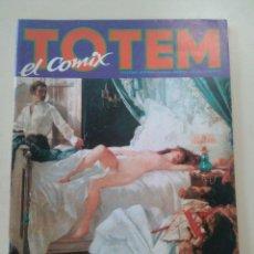 Cómics: TOTEM EL COMIX-LOTE 2 COMICS + 1 TOTEM CALIBRE 38 DE REGALO-ED. TOUTAIN-1980-OPORTUNIDAD-VER. Lote 87532724