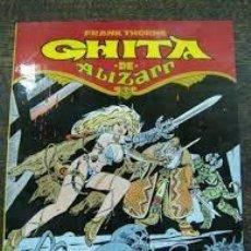 Cómics: GHITA DE ALIZARR 1 Y 2. Lote 88196572