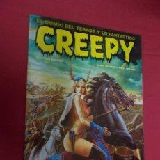 Fumetti: CREEPY. Nº 44. TOUTAIN EDITOR.. Lote 88209168