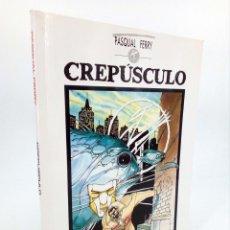 Cómics: CREPÚSCULO (PASQUAL FERRY) TOUTAIN EDITOR, 1989. OFRT. Lote 227481220
