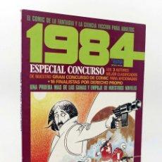 Fumetti: 1984 EL COMIC DE LA FANTASÍA Y LA CIENCIA FICCIÓN EXTRA CONCURSO (NO ACREDITADO) 1984. OFRT. Lote 89244778