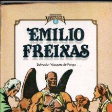 Cómics: EMILIO FREIXAS -CUANDO EL CÓMIC ES NOSTALGIA Nº 1- TOUTAIN EDITOR 1982. Lote 89405892