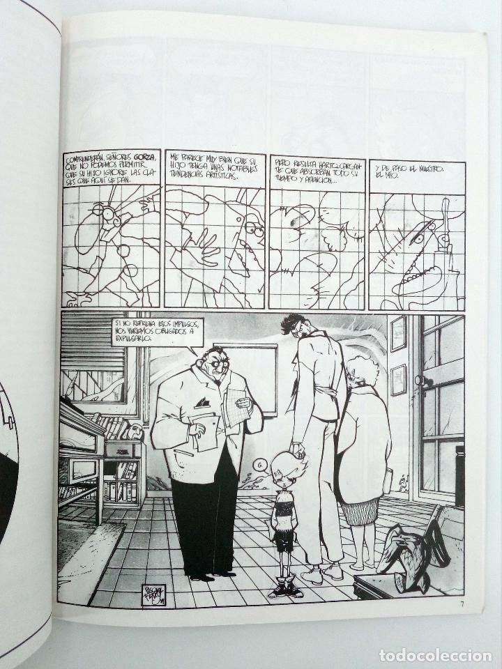 Cómics: SEBASTIÁN GORZA. NOCIONES DE REALIDAD (Pasqual Ferry) Toutain editor, 1991. OFRT - Foto 5 - 223296178