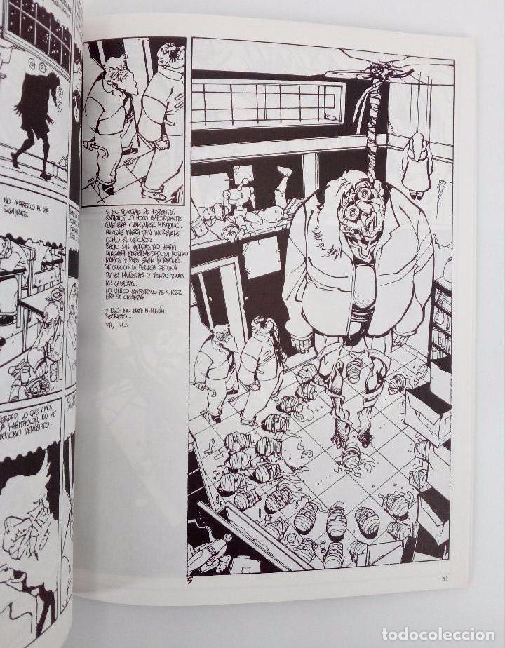 Cómics: SEBASTIÁN GORZA. NOCIONES DE REALIDAD (Pasqual Ferry) Toutain editor, 1991. OFRT - Foto 2 - 223296178