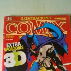 Comics - ILUSTRACION + COMIX INTERNACIONAL Nº 44 - AGOSTO 1984 - 89864664