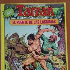 Fumetti: TARZAN EL PUENTE DE LAS LAGRIMAS.ALBUM ESPECIAL. DIBUJOS DE BROCAL REMOHI. EDGAR RICE BURROUGH 1979. Lote 89950024