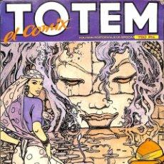 Cómics: TOTEM EL COMIX EXTRA Nº 3 - CONTIENE LOS NUMEROS 7, 8 Y 9 / TOUTAIN 1987. Lote 90454864