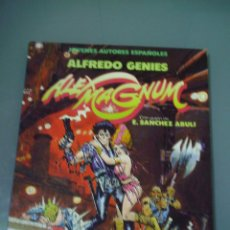 Cómics: ALEX MAGNUM - GENIES.. Lote 90542300