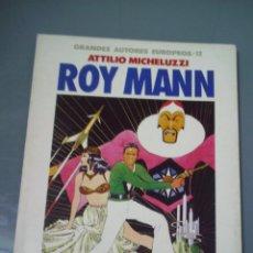 Cómics: ROY MANN - MICHELUZZI.. Lote 90547220